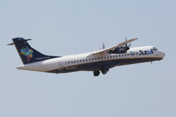 Azul encerra voo de Caxias para Florianópolis dez dias antes do previsto Azul/Divulgação