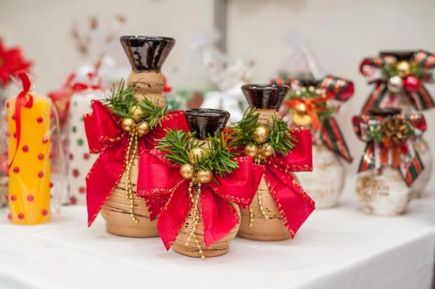 Que tal visitar um típico mercado de Natal? Mauro Stoffel/divulgação