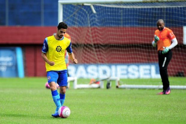 Caxias deve ter, pelo menos, duas mudanças para jogo contra o Inter de Lages Marcelo Casagrande/Agencia RBS