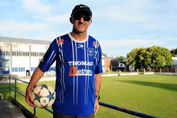 Amadores Futebol Clube: conheça Valmor Lazzari do União Forquetense Marcelo Casagrande/Agencia RBS