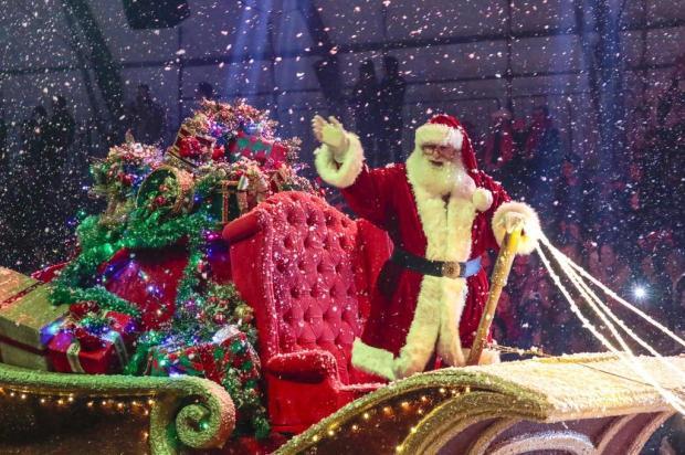 Agenda: Grande Desfile de Natal ocorre nesta quinta, em Gramado Cleiton Thiele/SerraPress