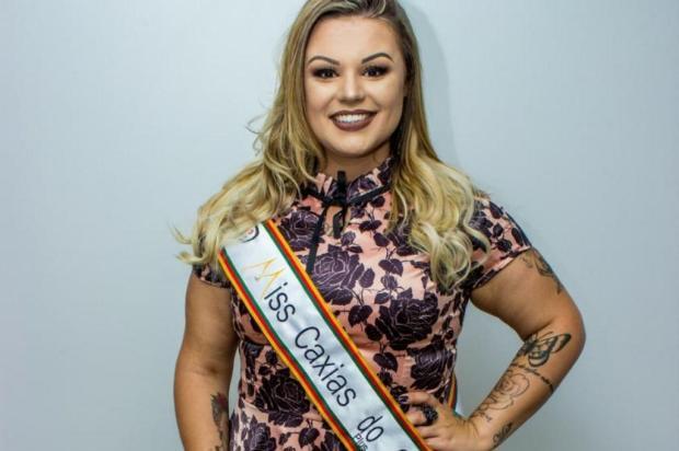 3por4: Caxiense vence concurso estadual de Miss Plus Size Brunna Oliveira/Divulgação