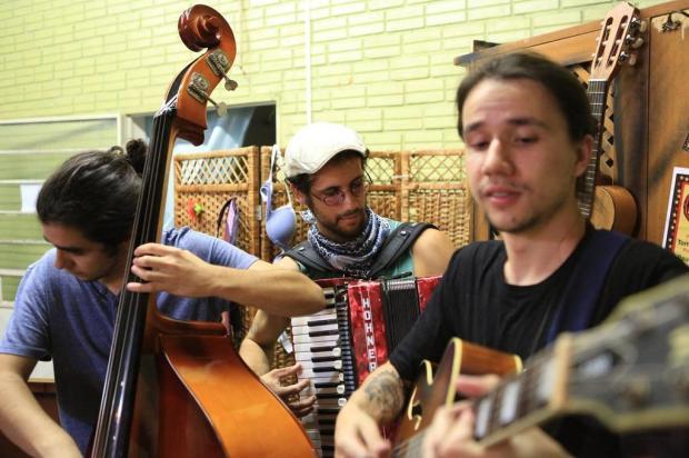 3por4: Trio Manouche Manolo se apresenta em Caxias nesta sexta Maurício Fulber/Divulgação