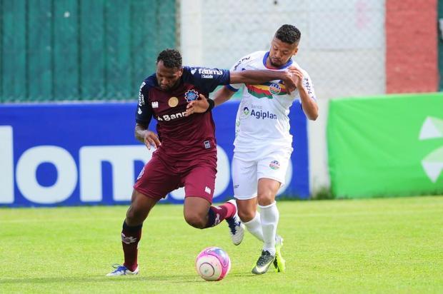 Caxias e Veranópolis ficam no empate sem gols Porthus Junior/Agencia RBS
