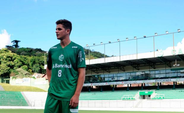 Fernando: promessa da base do Juventude no time de Antônio Carlos Zago Marcelo Casagrande / Agência RBS/Agência RBS