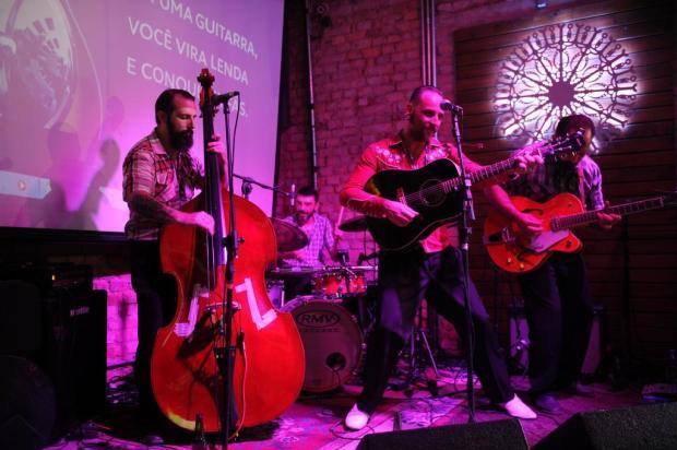 Agenda: Lennon Z & The Sickboys Trio se apresentam nesta sexta, em Caxias Diogo Sallaberry/Agencia RBS
