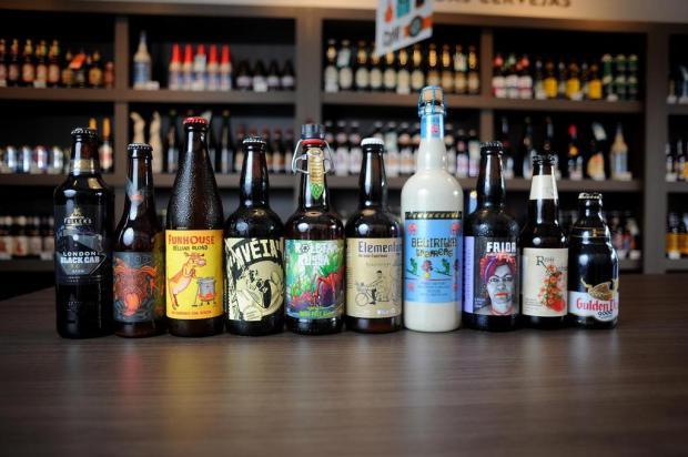 Cervejas artesanais ganham espaço entre presentes de amigo secreto /Agencia RBS