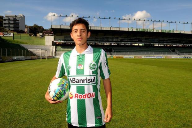 Joia rara de saída: Pedro Arthur deixa o Juventude rumo ao Flamengo Diogo Sallaberry/Agencia RBS