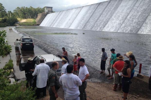 Casos de afogamento na Serra alertam para cuidados ao se refrescar nas águas Felipe Nyland/Agencia RBS