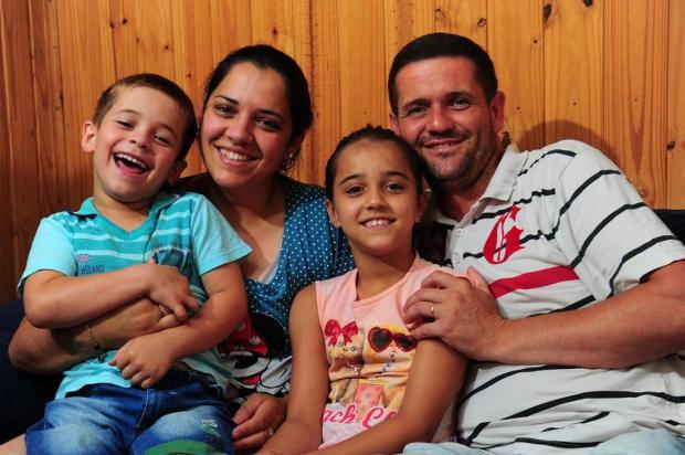 Após sobreviver a grave acidente de trânsito, família de Nova Prata dá lição de otimismo e força de vontade Porthus Junior/Agencia RBS