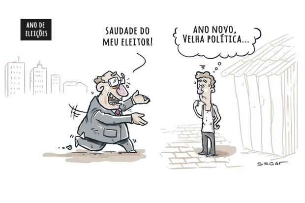Segat: ano eleitoral Segat/