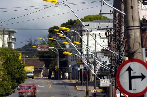 Quase 8 mil lâmpadas foram substituídas em Caxias em 2017 Ricardo Wolffenbüttel/Agencia RBS