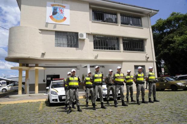 Reforço nas ruas: 56 alunos-soldados da Brigada Militar começam atuar na Serra Marcelo Casagrande/Agencia RBS