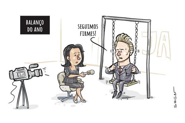 Segat: balanço do ano em Caxias Segat/