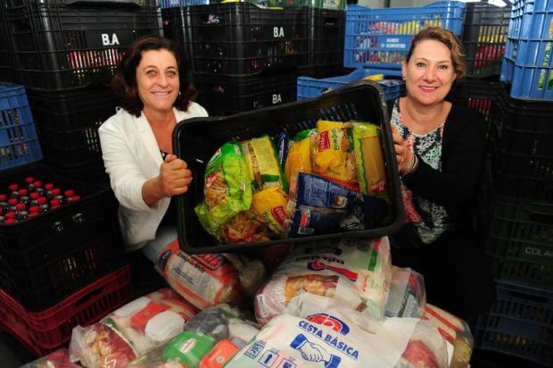 Campanha Natal do Bem do Grupo RBS encerra sábado em Caxias do Sul Roni Rigon/Agencia RBS