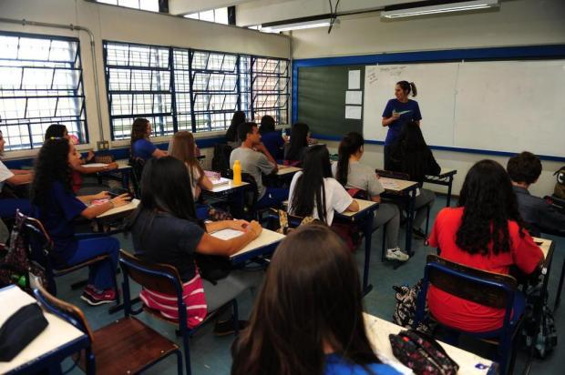 Em Caxias, alunos de 28 escolas continuam em aulas Roni Rigon/Agencia RBS