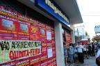 Consumidores fazem filas para aproveitar liquidação de até 70% em Caxias do Sul Roni Rigon/Agencia RBS
