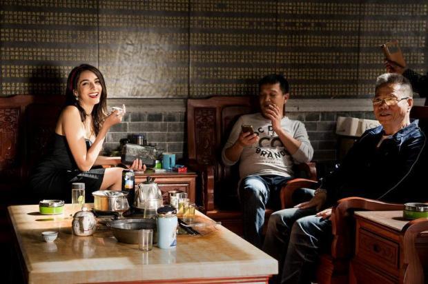 3por4: Na China desde 2016, modelo caxiense Camila Fruet faz planos Nikita Maritz/divulgação