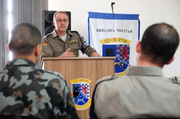 BM exalta a redução de crimes em Caxias do Sul Diogo Sallaberry/Agencia RBS
