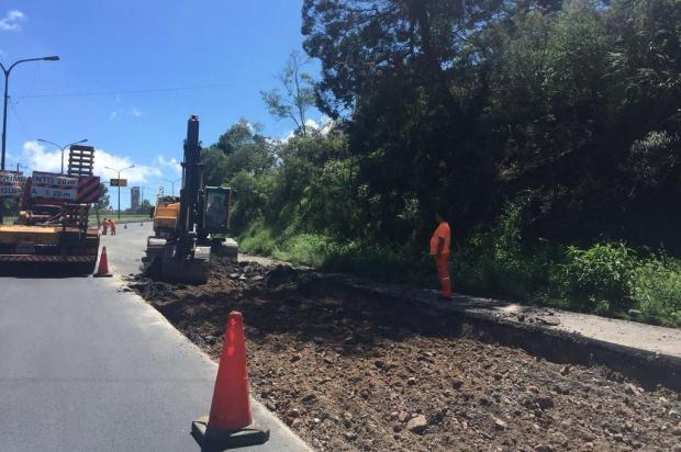 Daer começa restauração de parte do trecho urbano da Rota do Sol, em Caxias do Sul André Fiedler/Agência RBS