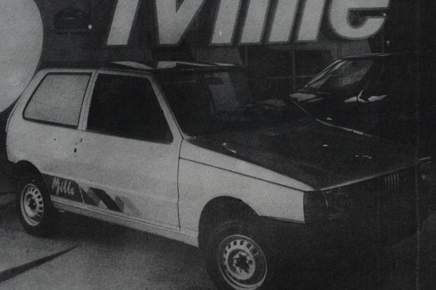 Memória: os destaques automotivos em 1993 Pioneiro/Reprodução