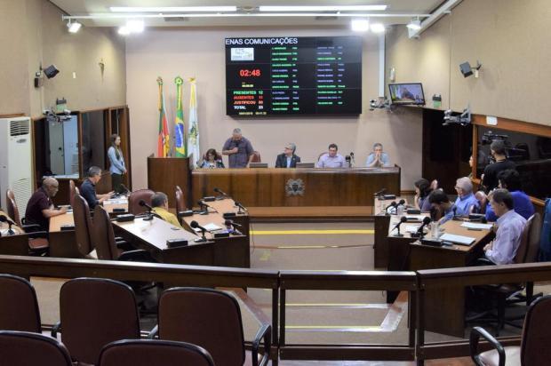 Sessões da comissão representativa são marcadas por mais críticas ao prefeito de Caxias do Sul Clever Moreira/Divulgação