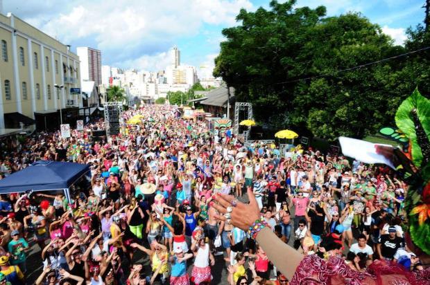 Mudanças no Bloco da Velha, em Caxias do Sul, geram discussão nas redes sociais Jonas Ramos/Agencia RBS
