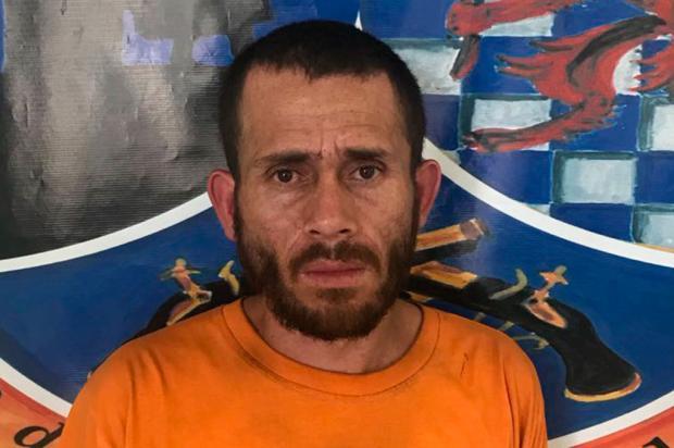 Polícia prende foragido pela 13ª vez em 13 anos, em Caxias Divulgação/
