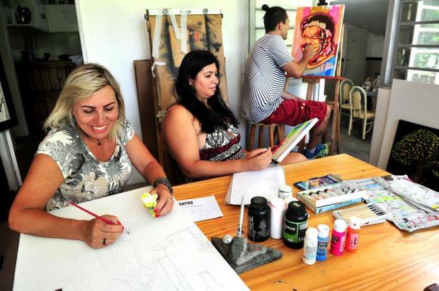 Novos palcos e galerias renovam o fôlego da produção e da apreciação cultural em Caxias do Sul Diogo Sallaberry/Agencia RBS