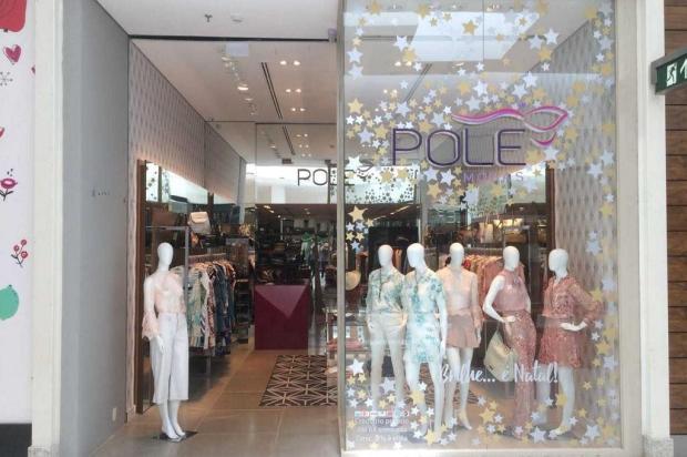 Pole Modas é a vencedora de campanha de Natal do Sindilojas Caxias Mayara Vasques da Rosa/divulgação