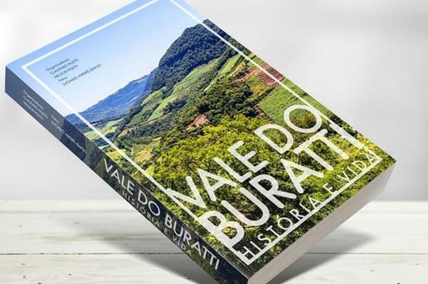 """3por4: Livro """"Vale do Buratti: História e Vida"""" será lançado em Bento Vale do Burati/Divulgação"""