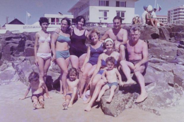 Memória: momentos recreativos da Família Nicoletti Repordução/Agencia RBS