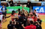 Caxias Basquete vence Vasco por 81 a 69