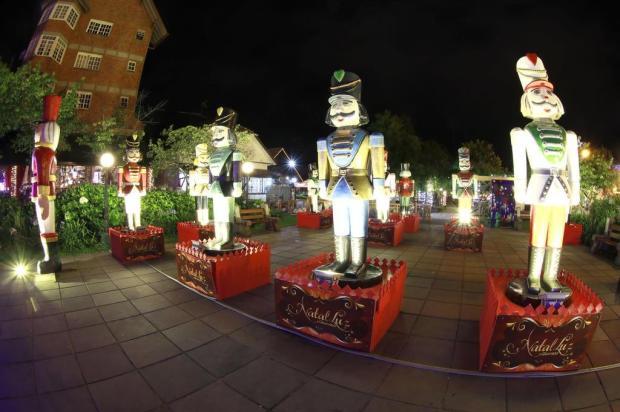 Agenda: atrações do 32º Natal Luz de Gramado continuam nesta quinta Cleiton Thiele/Divulgação