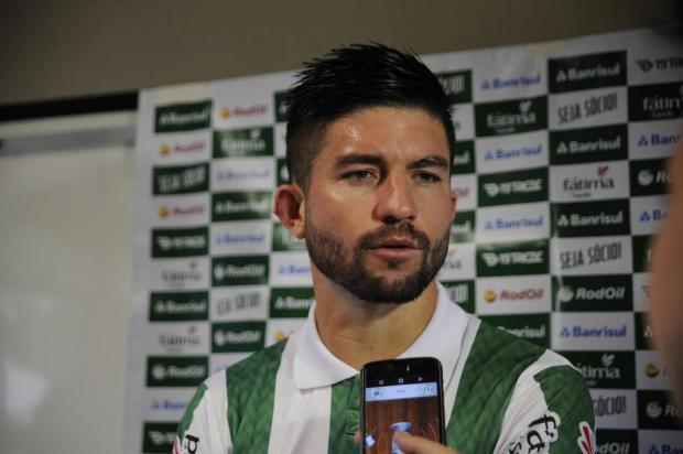 c0a3c2bdfc1cc Queiróz vive uma segunda chance com a camisa do Juventude Marcelo  Casagrande Agencia RBS