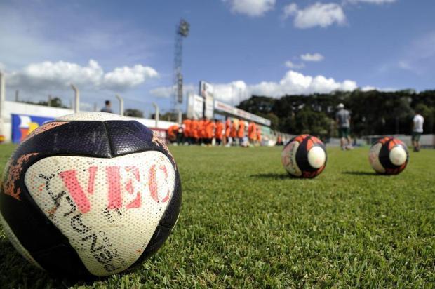 Veranópolis aposta em jogadores identificados com o clube pentacolor Marcelo Casagrande/Agencia RBS
