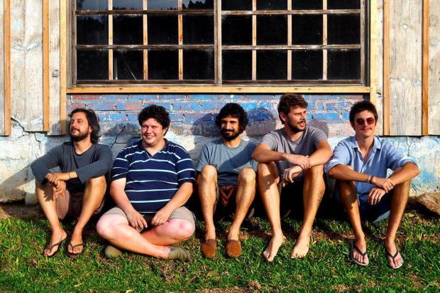 3por4: banda caxiense Velho Hippie chega ao fim da trajetória de 15 anos FELIPE BALEN/Divulgação