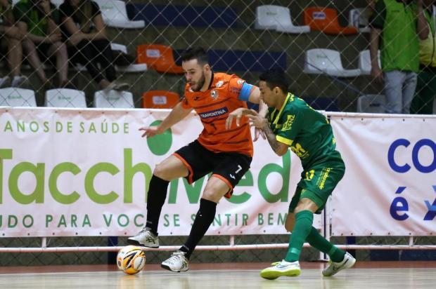 ACBF encara o Joaçaba em amistoso nesta quinta-feira, em Carlos Barbosa Ulisses Castro/ACBF,Divulgação