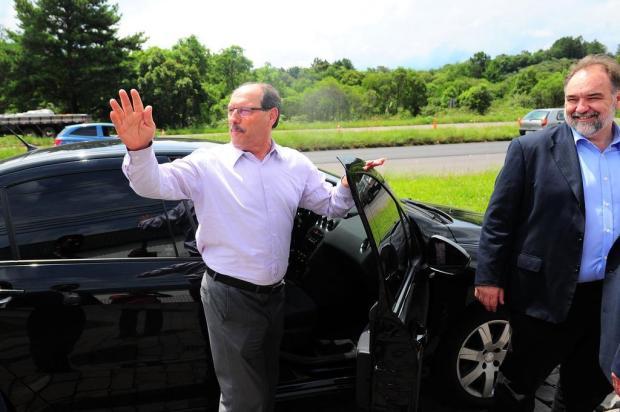 Em visita à Caxias do Sul, José Ivo Sartori evita falar sobre eleição Porthus Junior/Agencia RBS