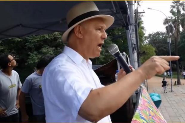 Pepe Vargas pede a Sartori garantia de segurança durante as manifestações devido ao julgamento de Lula Facebook/Reprodução