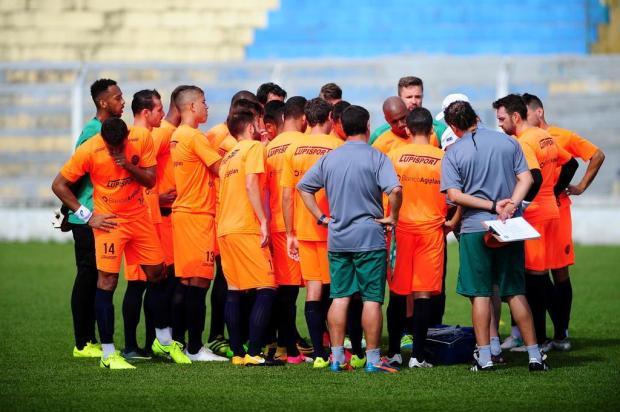 Depois de perder para o Inter na estreia, Veranópolis busca recuperação em casa Felipe Nyland/Agencia RBS