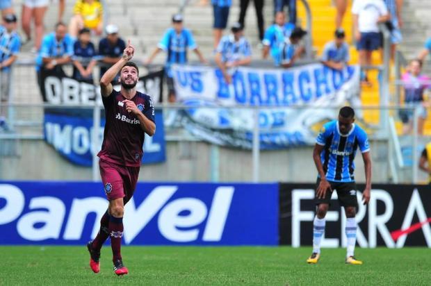 Com virada na Arena, Caxias vence Grêmio e segue 100% no Campeonato Gaúcho Félix Zucco/Agência RBS