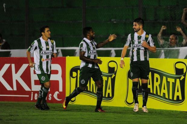 Zago e jogadores do Juventude elencam a raça como razão para a vitória por 3 a 1 Porthus Junior/Agencia RBS