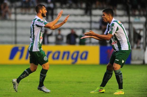Gols dos 'novatos' marcam começo do Juventude no Estadual Porthus Junior/Agencia RBS