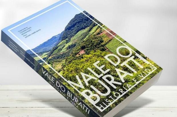 """Agenda: Livro """"Vale do Buratti: História e Vida"""" tem lançamento nesta terça, em Bento Gonçalves Vale do Burati/Divulgação"""
