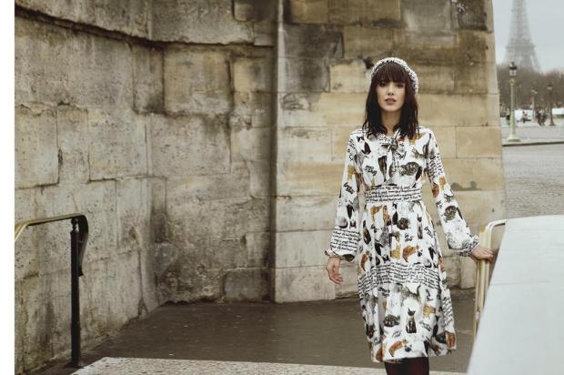 3por4: coleção Liberté da Vest Prado estará nas lojas a partir de fevereiro Maurizio Pighizzini/Divulgação