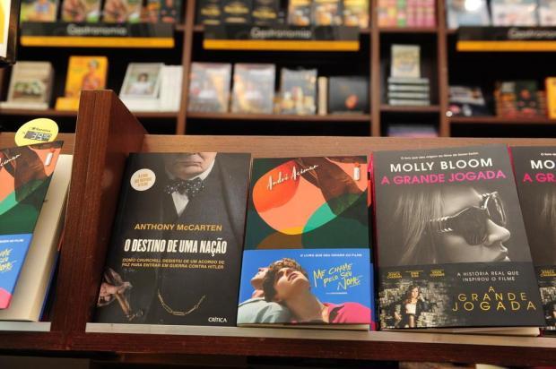 Histórias de filmes indicados ao Oscar também podem ser conferidas em livros Roni Rigon/Agencia RBS