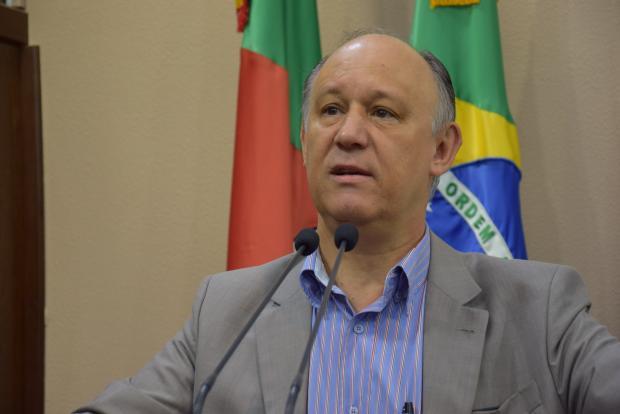 Em discurso, deputado federal Pepe Vargas afirma que TRF4 rasgou a Constituição Franciele Masochi Lorenzett / Divulgação/