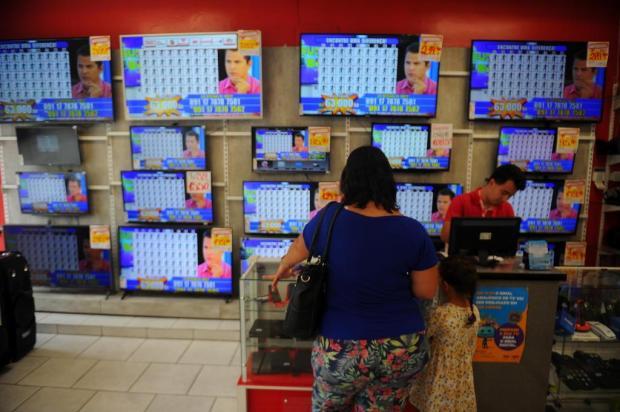 Vendas de tevês aumentam 50% no mês de janeiro em Caxias do Sul Felipe Nyland/Agencia RBS