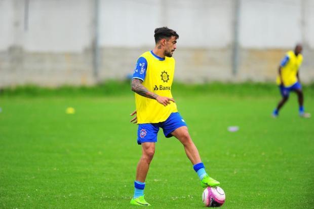 Jogadores do Caxias pregam calma com a euforia da torcida Porthus Junior/Agencia RBS